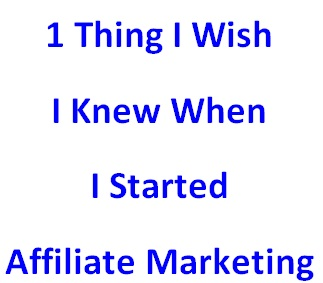 Start Affilite Marketing